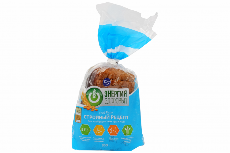 Хлеб Фацер Стройный рецепт 350г