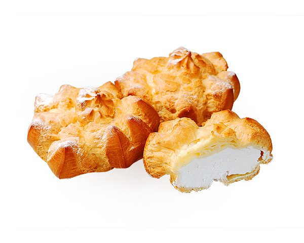 Пирожное Карат Булочка заварная 60г
