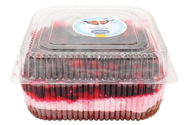Торт Карат Лесная ягода 400г