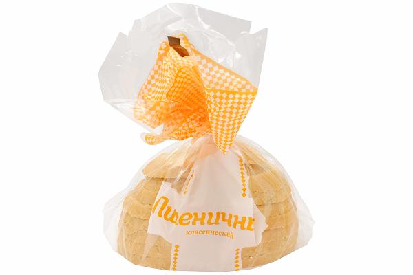 Хлеб Пшеничный классический 330г рез. Каравай