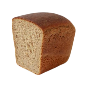 Хлеб Столовый рж.-пшен.  (половинка)  Каравай