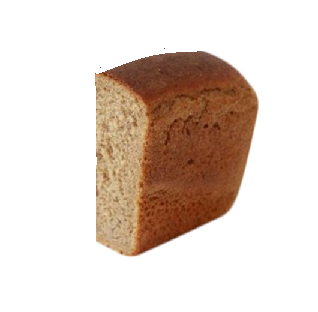 Хлеб Столовый рж.-пшен.  (четвертинка)  Каравай