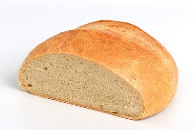 Хлеб Пшеничный классический подовый (половинка)  Каравай