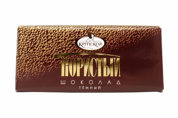 Шоколад Пористый 80г ф-ка им. Крупской