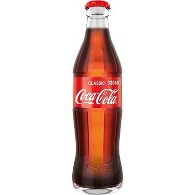 Напиток Кока-Кола 0,33л ст/б