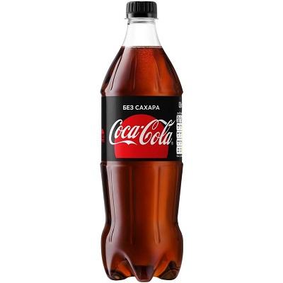 Напиток Кока-Кола Зеро 0,9л ПЭТ