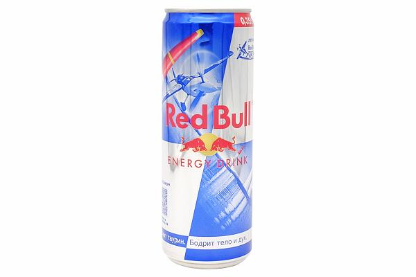 Напиток Ред Булл 0,355л ж/б