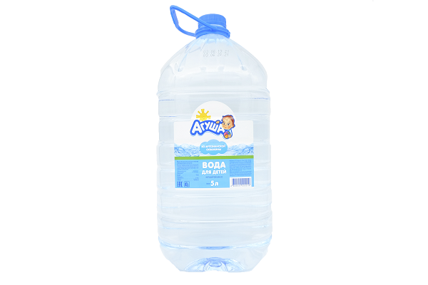 Вода Агуша д/детей          5л