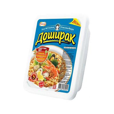 Лапша Доширак морепродукты 90г