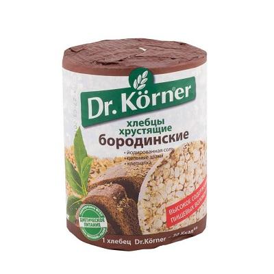 Хлебцы Dr.Korner бородинские 100г
