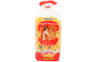 Макароны Valfleuri бантики 250г