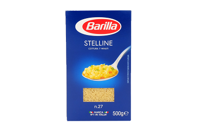 Макароны Барилла Стеллине 500г