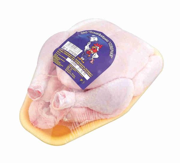 Цыплята охл. фас. Северная п/ф
