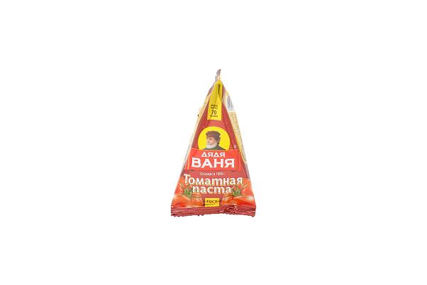 Паста томатная 70г Дядя Ваня
