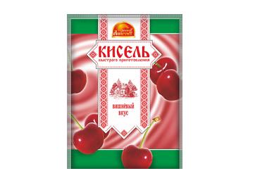 Кисель Рус.Ап. Вишнёвый вкус 90г