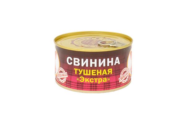 Свинина туш. в/с 325г БАРС Спецзаказ