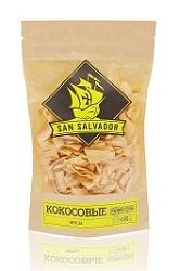 Кокосовые чипсы San Salvador 80г