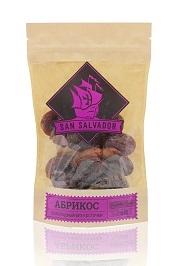 Абрикос сушеный б/к шоколадный San Salvador 150г
