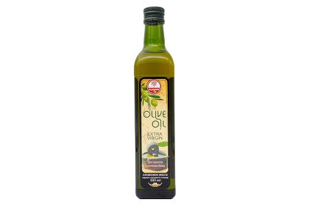 Масло Hungrow оливковое E.V. 0,5л н/раф.
