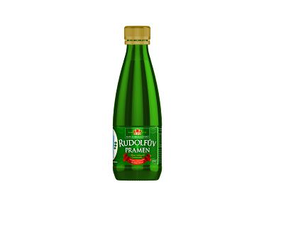 Вода Рудольфов Прамен минер. 0,5л ПЭТ