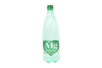 Вода Mivela Mg газ. 1л