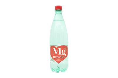 Вода Mivela Mg слабогаз. 1л