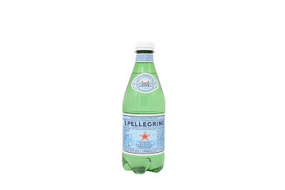 Вода S.PELLEGRINO 0,5л газ. ПЭТ