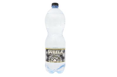 Вода SVETLA Краинская газ 1,5л  ПЭТ
