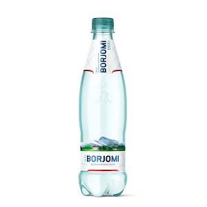 Вода Боржоми 0,5л ПЭТ