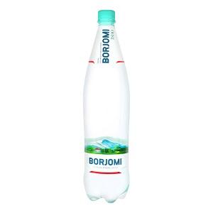 Вода Боржоми 1,25л ПЭТ