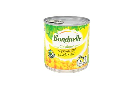 Кукуруза Бондюэль 340г