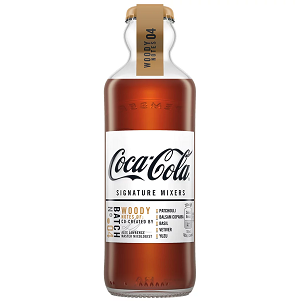 Напиток Coca-Cola Woody (Вуди) 200мл ст/бут