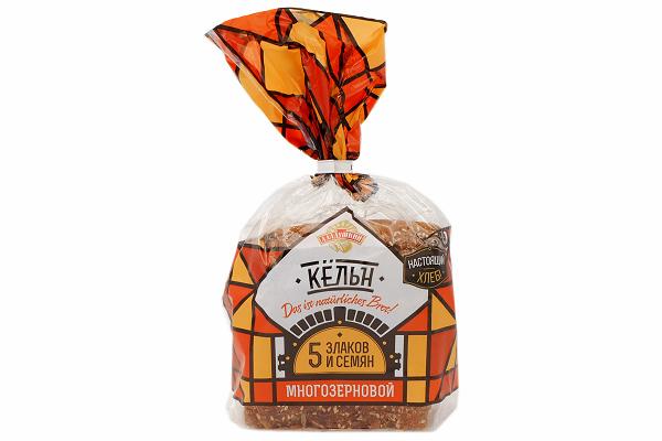 Хлеб Кельн многозерновой 400г Аладушкин