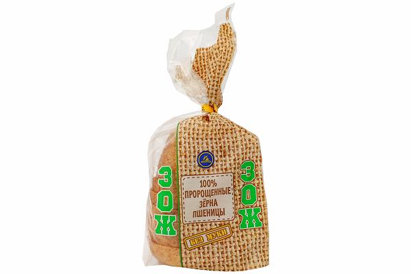 Хлеб Кар. ЗОЖ 100% зерна пшеницы 300г
