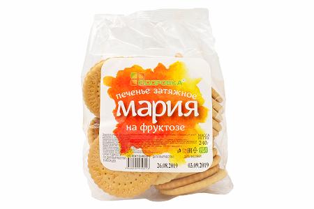 Печенье Мария на фруктозе сдобное 240г Ефремовский ХЗ