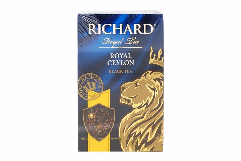 Чай Ричард Роял Цейлон 90г