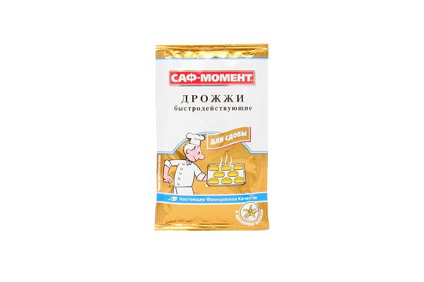 Дрожжи Саф-момент д/сдобы 12г