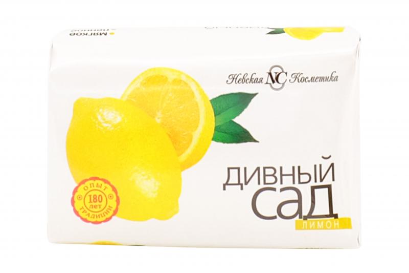 Мыло/т NC Дивный Сад Лимон 90г