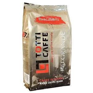Кофе Totti Caffe Piu Grande 1000г пакет
