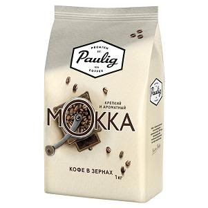 Кофе Паулиг Мокка зерно 1000г