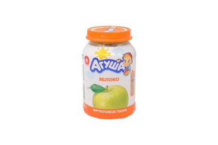Пюре Агуша яблоко 200г