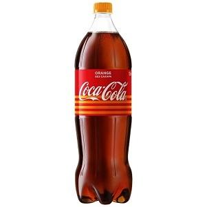 Напиток Кока-Кола Апельсин Зеро Без сахара 1,5л ПЭТ