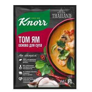 Смесь Кнорр Основа для супа Том Ям 31г