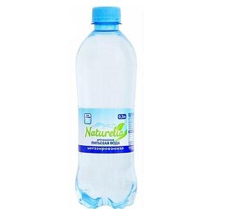 Вода Naturelia н/газ 0,5л ПЭТ