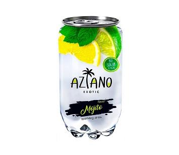 Напиток Aziano Мохито б/а 350мл пл/б