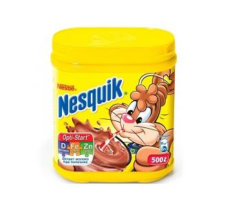 Какао Нестле Несквик 250г пл/б