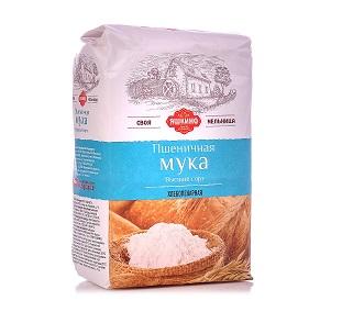 Мука Яшкино пшеничная 1кг