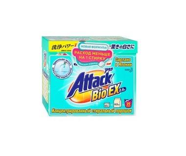 Порошок/с ATTACK BioEX универсальный 0,9кг