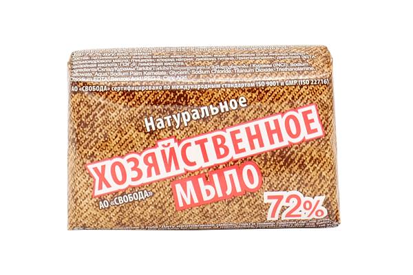 Мыло/хоз Свобода Хозяйственное 72% 150г