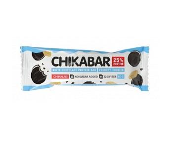Батончик Chikalab протеин хрустящее печенье 60г
